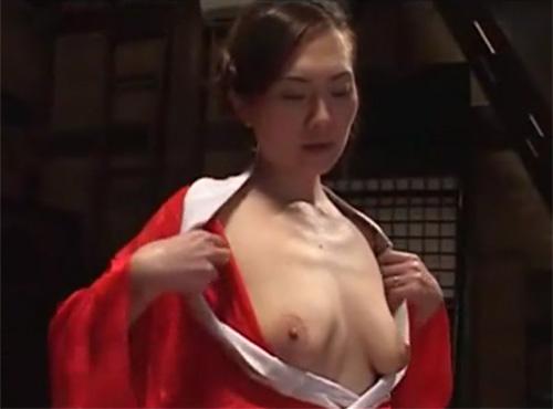50代スリップのエロ熟女の熟年夫婦シックスナイン動画(無料